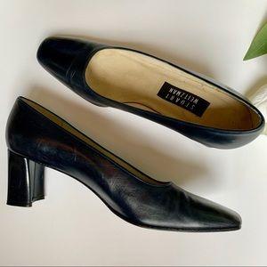 Stuart Weitzman | Vintage Dark Navy Blue Heels